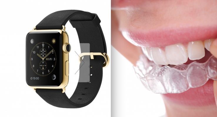 Apple Watch and Invisalign