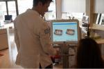 自分の歯の将来が見えるシミュレーション