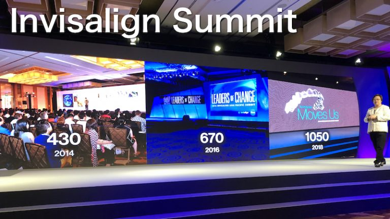 Invisalign APAC Summit